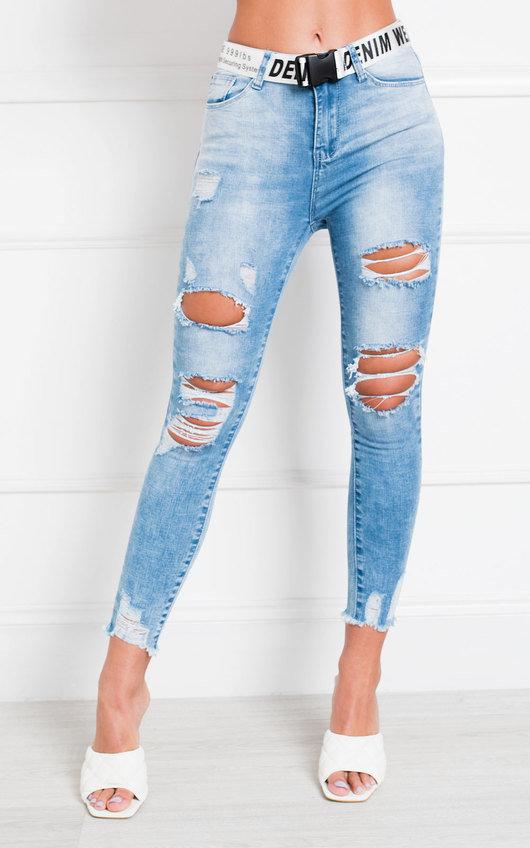Kelly Skinny Denim Jeans