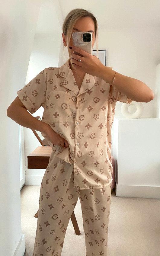 Kendal Printed Pyjama Co-ord