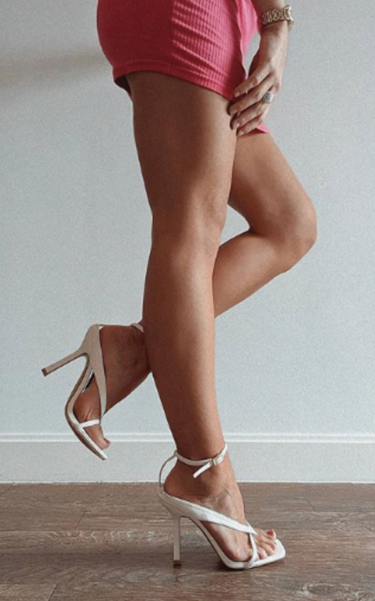 Kendall Strappy High Heels