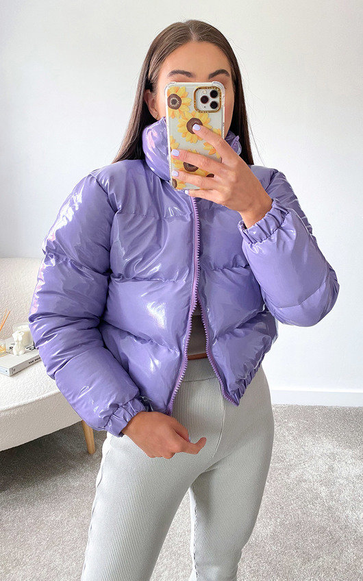 Kennedy Cropped Padded Puffer Jacket