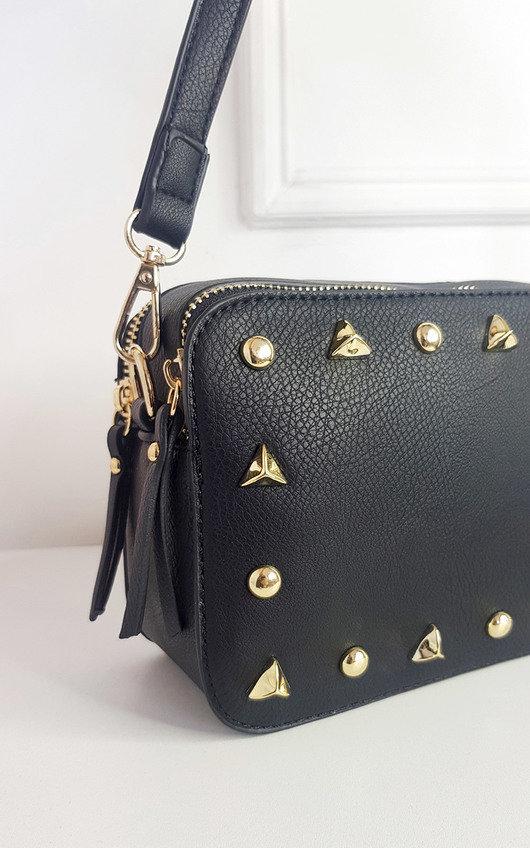 Kiki Studded Cross Body Bag