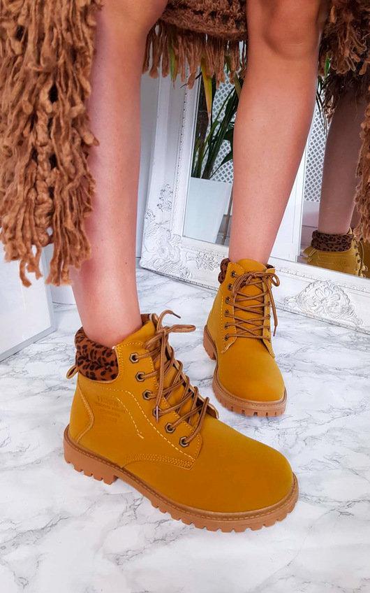 Kirki Chunky Desert Boots