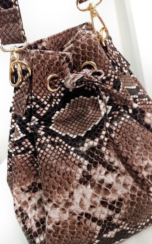 Kirti Drawstring Duffle Bag