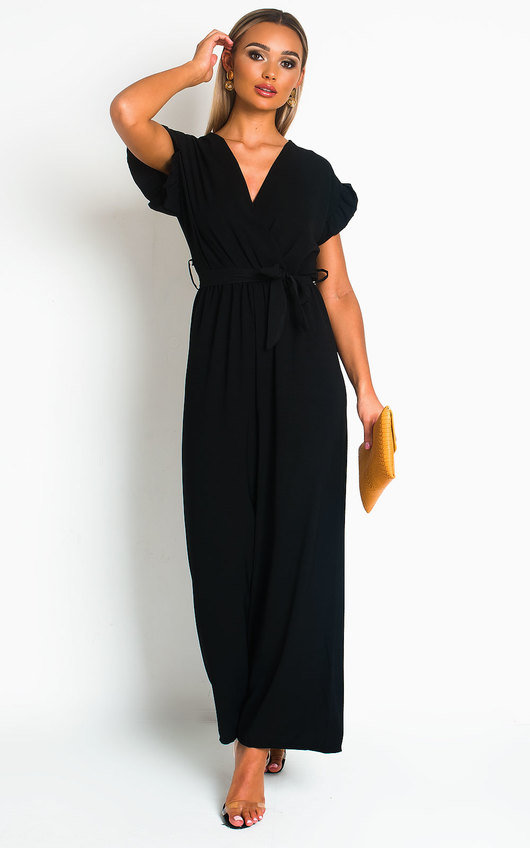 Lala Wide Leg Jumpsuit