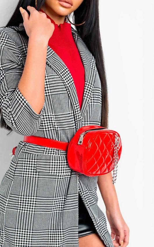Laney Quilted Belt Bag