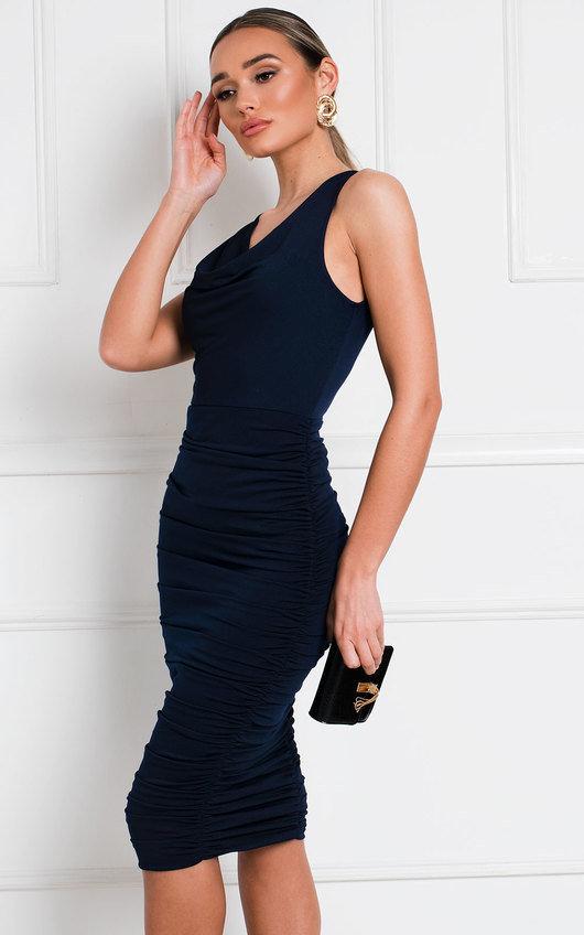 Lara Bodycon Midi Dress