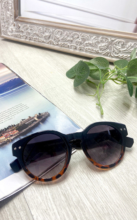 Larissa Round Sunglasses