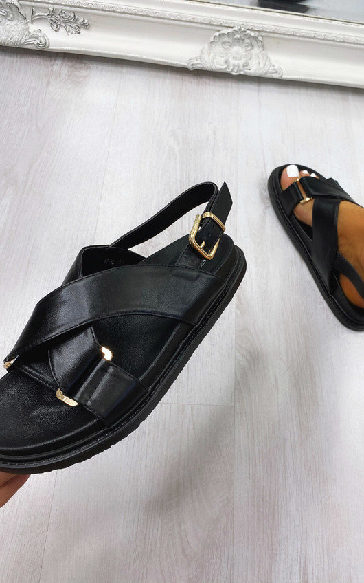 Laryssa Cross Over Sandals