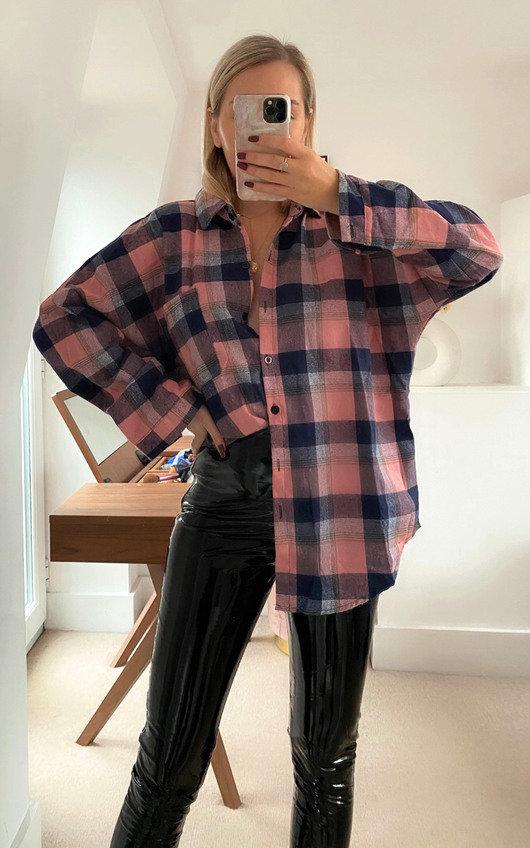 Lauren Checked Shirt
