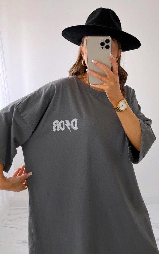 Lilo Oversized T-Shirt Dress