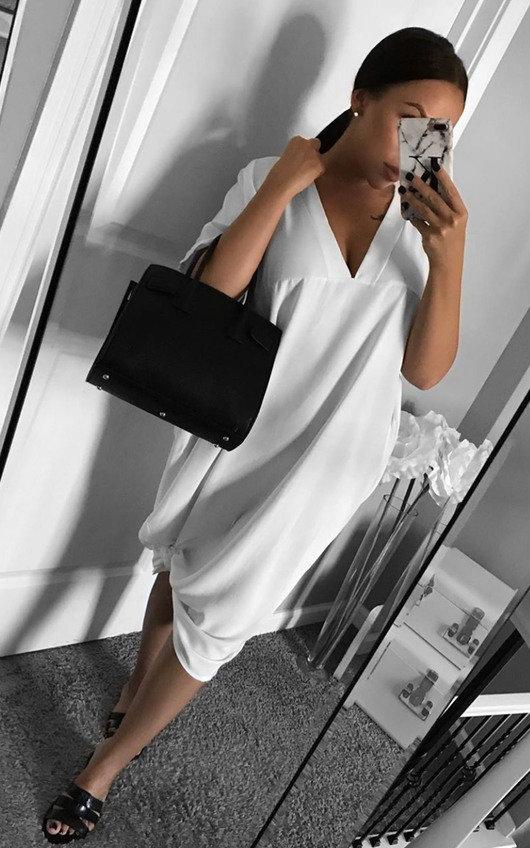 Lina Batwing Maxi Dress