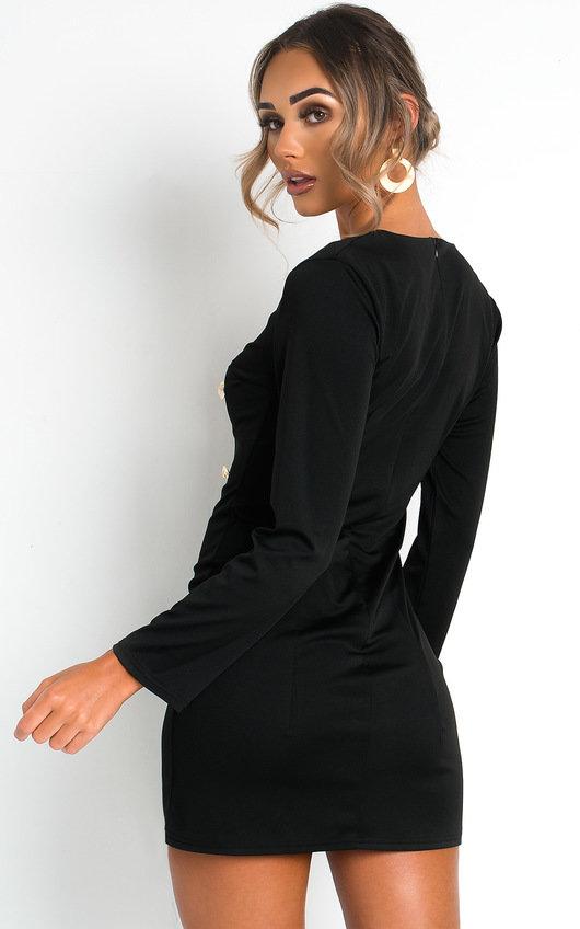Lola Bodycon Mini Dress
