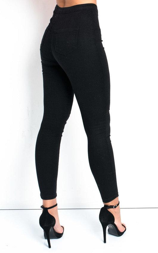 Loren High Waisted Skinny Jeans