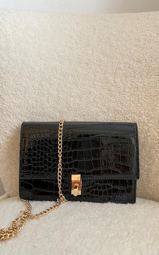 Lorna Faux Leather Bag