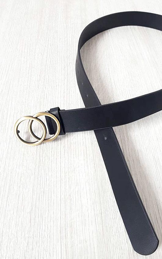 Lottie Double Circle Belt