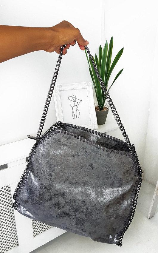 Louisa Metallic Handbag