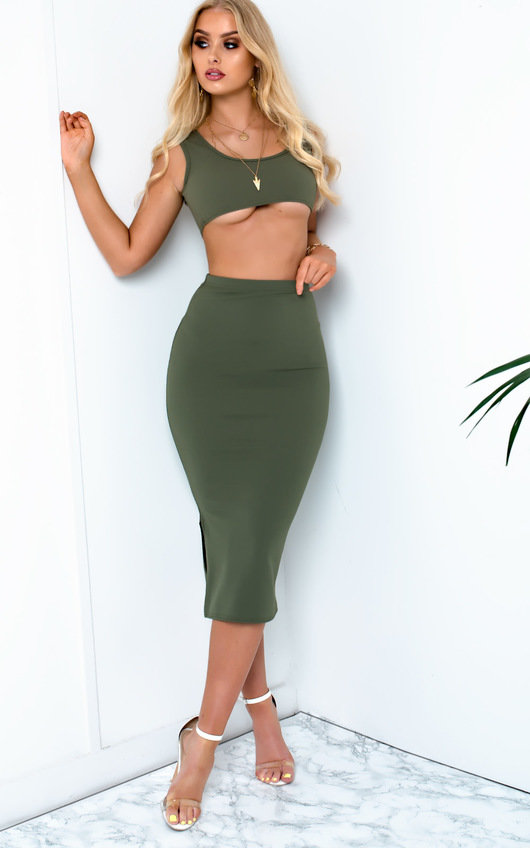 Lucie Fitted Co-ordinate Set