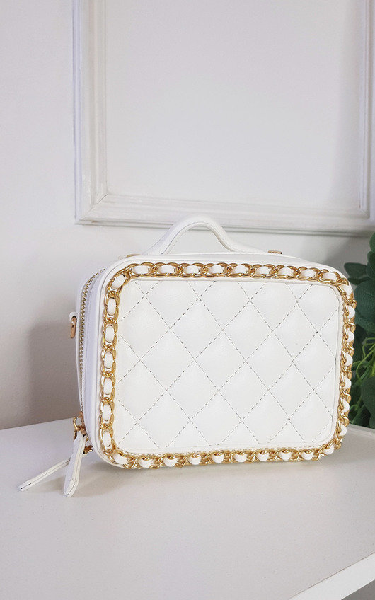 Lulu Chain Quilted Bag