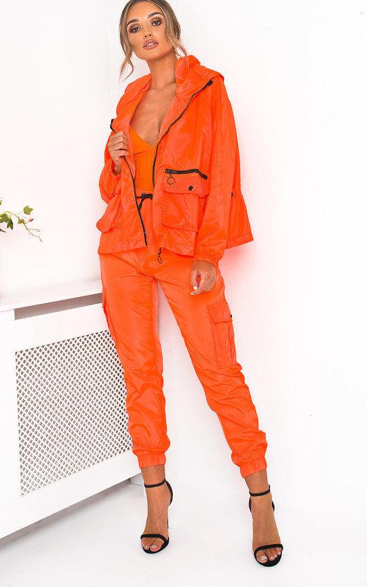 Lulu Neon Cargo Trousers