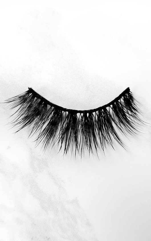 Luxury Mink Lashes - Lovely