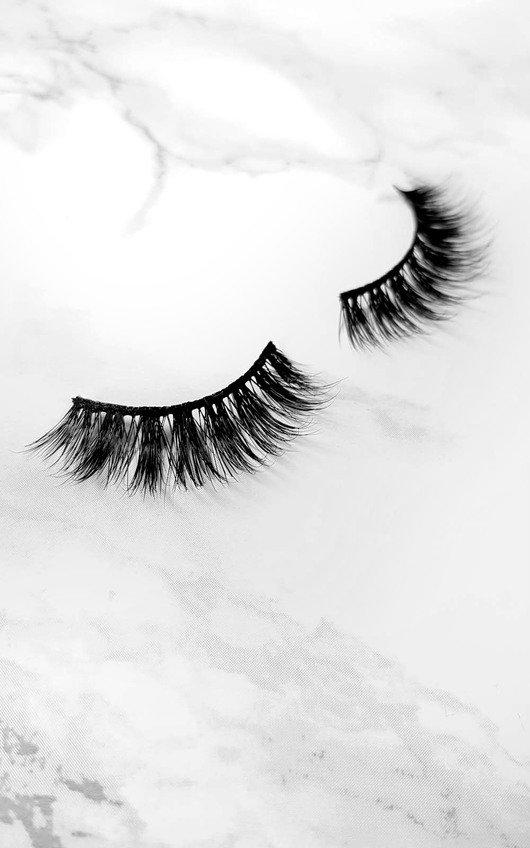 Luxury Mink Lashes - Lovely