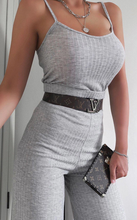 Macey Basic Ribbed Co-ord