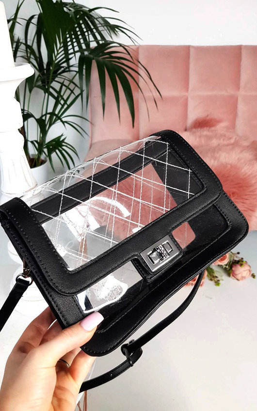 Mady Transparent Handbag