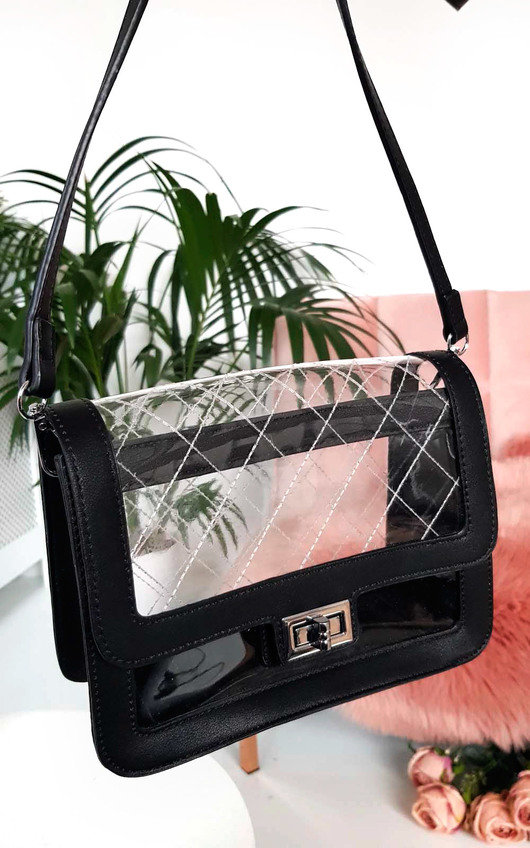 Mady Transparent Handbag