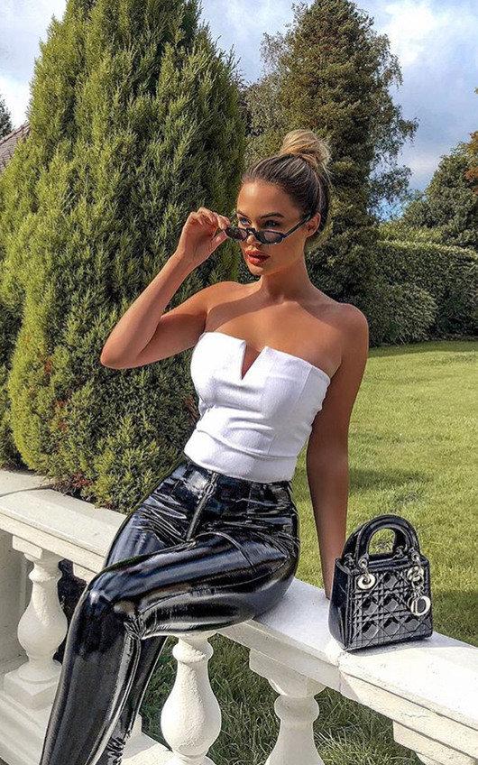 Mariah Strapless Bodysuit