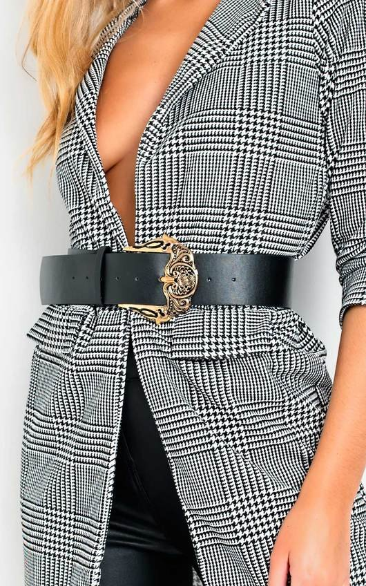 Martha Statement Buckle Belt