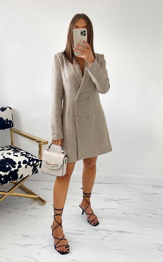 Martine Blazer Dress