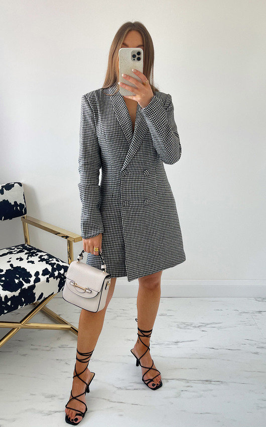 Martine Blazer Dress