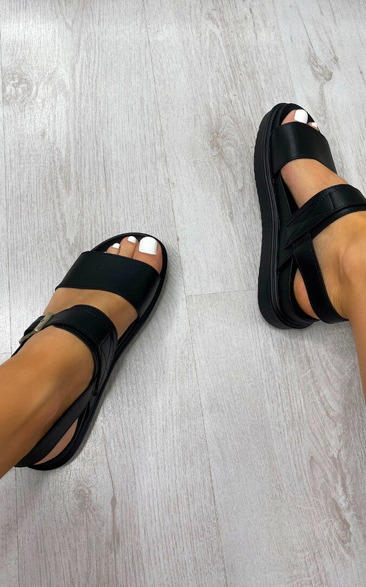 Megan Chunky Sandals