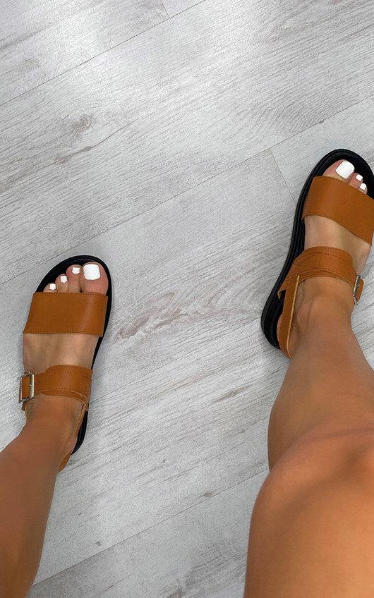 Megan Chunky Sandals