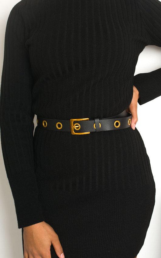 Meila Buckle Belt