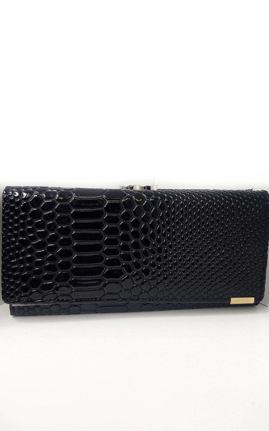 Melani Crocodile Purse