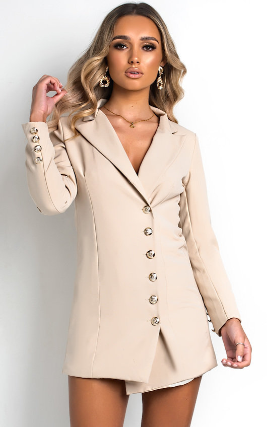 Mia Blazer Dress
