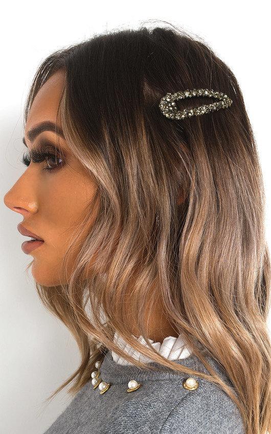 Mia Diamante Oversized Hair Clip