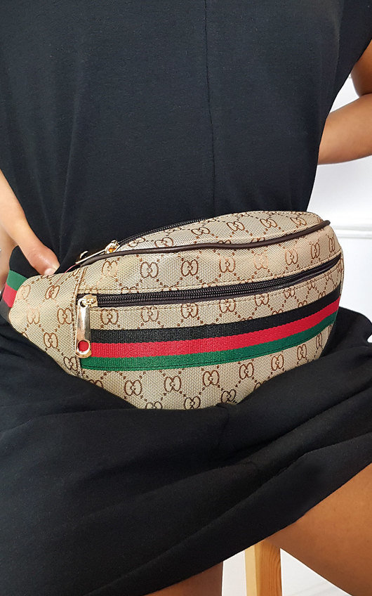 Mia Patterned Bumbag