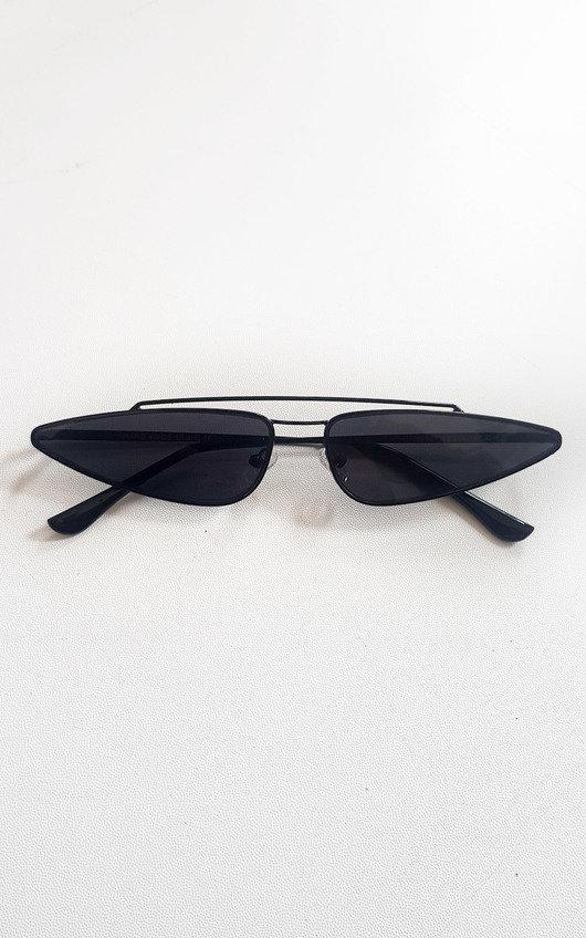 Mia Thin Retro Style Sunglasses