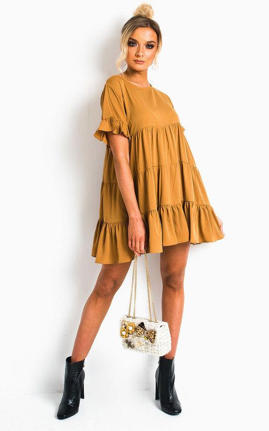Milly Frill Shift Dress