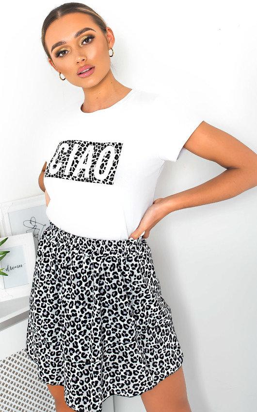 Mimi Leopard Print Co-Ord