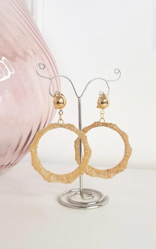 Mishti Hoop Earrings