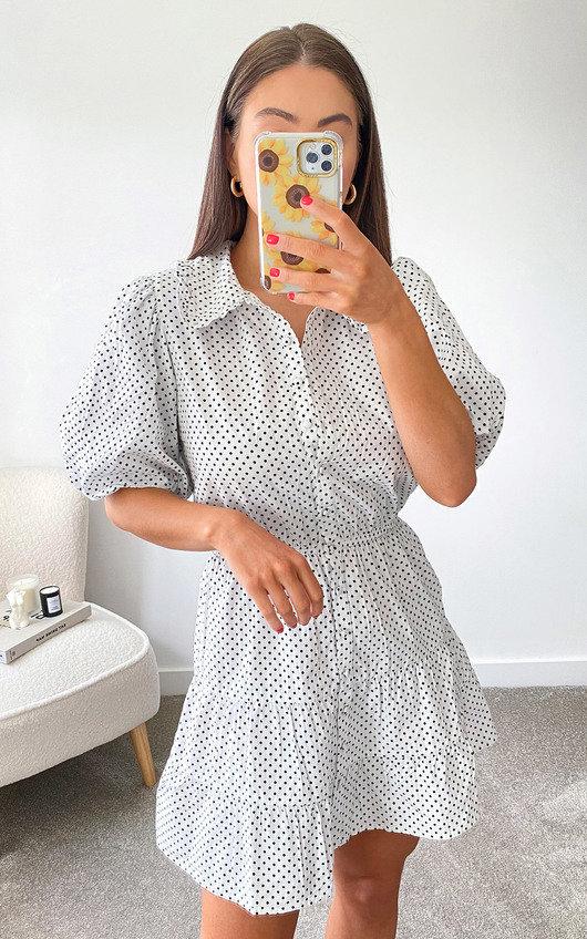 Mulba Shirt Dress