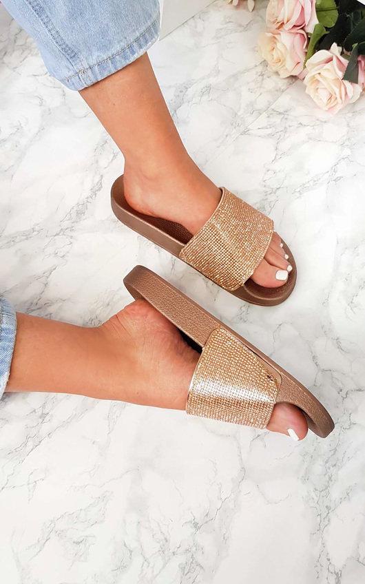 Naima Diamante Sliders