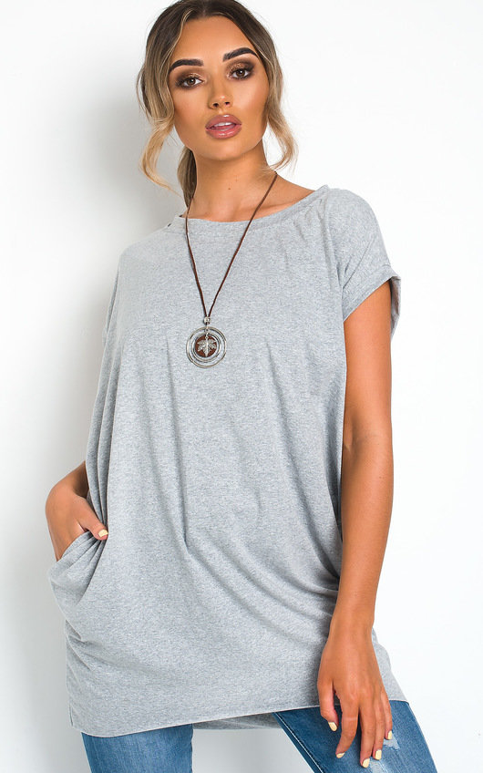 Nancy Oversized T-Shirt Dress