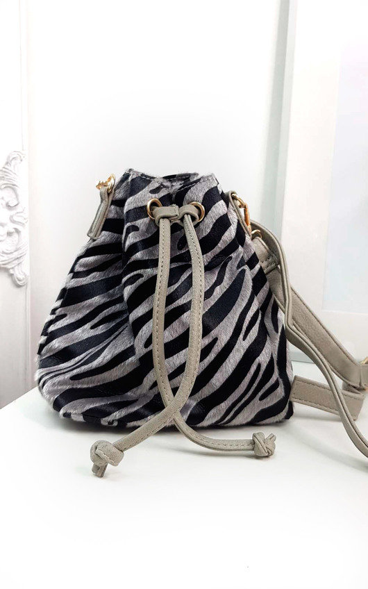 Newb Drawstring Duffle Bag
