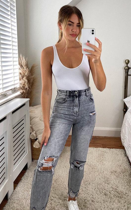 Nigella Ripped Jeans