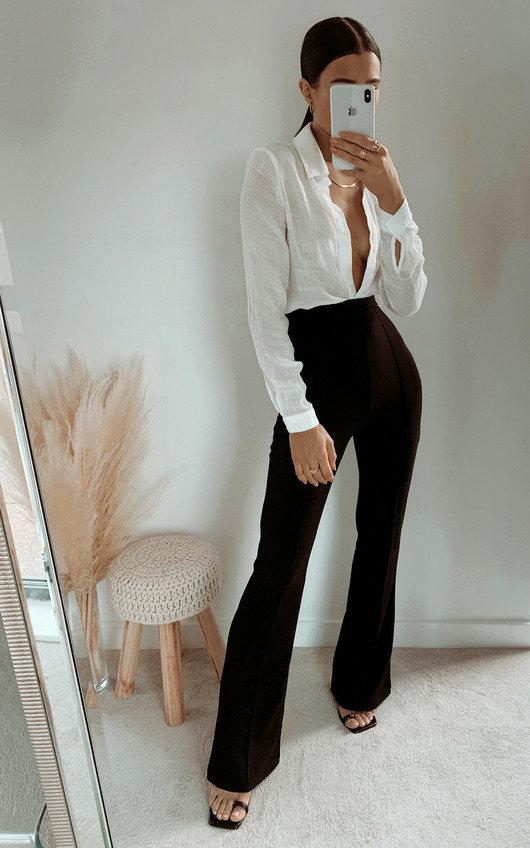 Nina High Waist Trousers