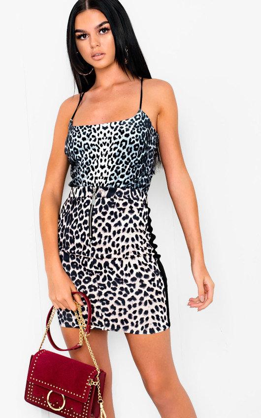 Nyan Velvet Leopard Bodysuit